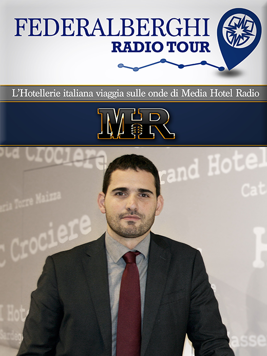 Media Hotel Radio intervista Emiliano Izzi, Hotel Sales Manager di Dorelan!